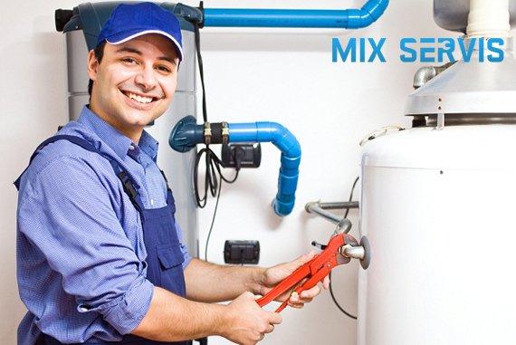 Профессилнальный ремонт бойлеров от «MIX-SERVIS»