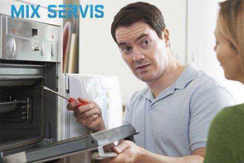 подключение духовки MIX-SERVIS