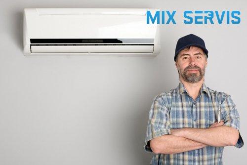 подключение кондиционера MIX-SERVIS