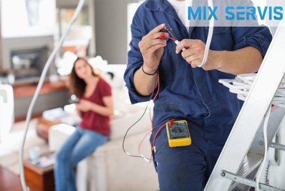 электрик в Киеве - MIX-SERVIS