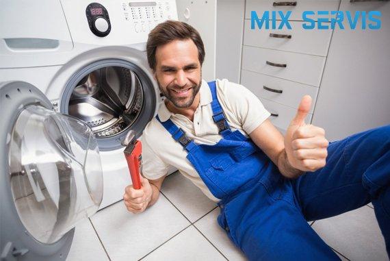 установка стиральной машины MIX-SERVIS