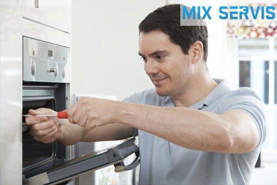 установка духовки MIX-SERVIS