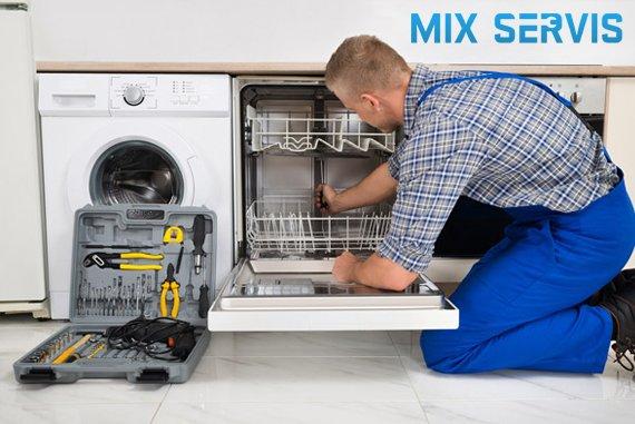 установка посудомоечной машины MIX-SERVIS