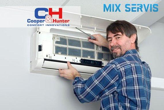 ремонт кондиционеров Сooper & Hunter
