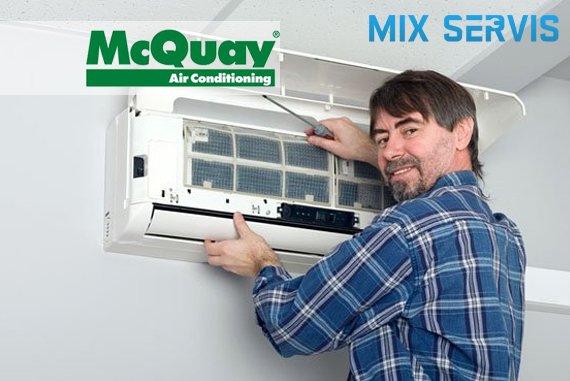 ремонт кондиционеров McQuay
