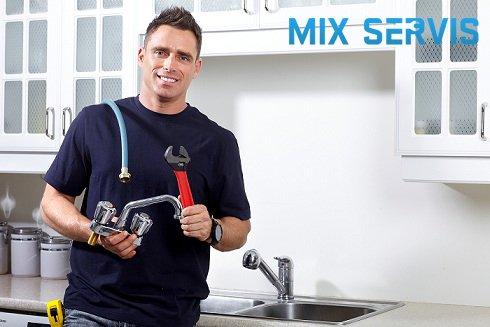 услуги сантехника в Киеве MIX-SERVIS